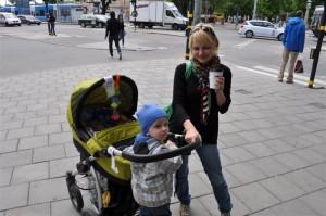 Zwiedzamy Sztokholm