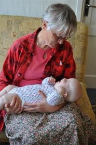Babcia Tesia jest kochana!