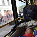 Pierwsza podróż tramwajem