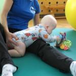 Staszek Fistaszek - zespół Downa - Down syndrome - 7 miesięcy - trisomia 21 - rehabilitacja