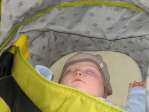 Staszek Fistaszek - zespół Downa - Down syndrome - 7 miesięcy - trisomia 21