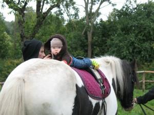 hipoterapia - zespół Downa - Down syndrome - Staszek-fistaszek