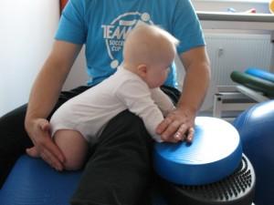 Staszek Fistaszek - zespół Downa - Down syndrome - 8 miesięcy - trisomia 21 - rehabilitacja