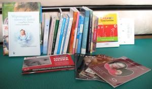 Książki na temat zespołu Downa - poradniki - wychowanie - rozwój