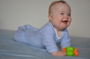 To ja Staszek-Fistaszek. Mam 10 miesięcy!