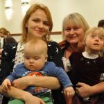 Mama, Ciocia Marzenia, ja i Ania
