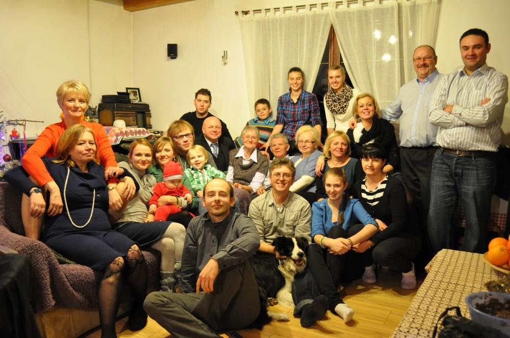 Ja i moja wielka Rodzina :)