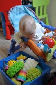 W poszukiwaniu super zabawki