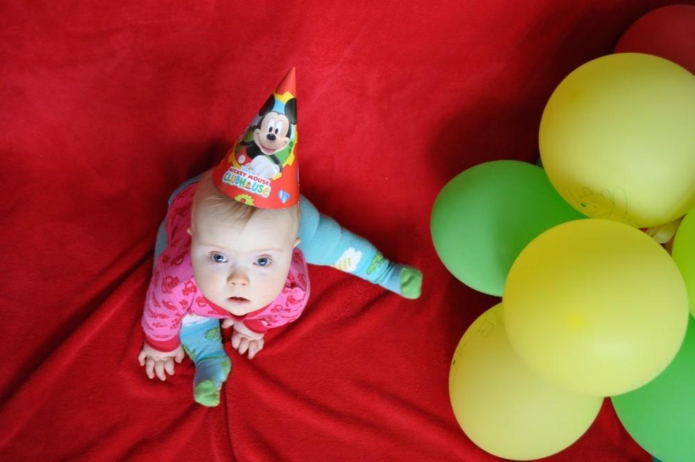 Zapraszam Was na moje urodzinki!