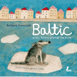 Baltic. Pies na krze