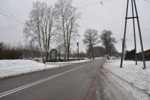 A w Skarszewach znów zima...