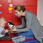 zespół Downa, Staszek-Fistaszek, rok, 12 miesiecy, Down syndrome