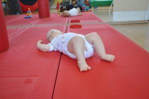"""""""Nie wstanę! Tak będę leżał!"""" ;)"""