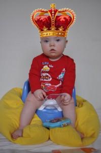 Jest tron, jest i król :)