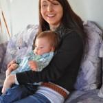 zespół Downa, Staszek-Fistaszek, rok, 13 miesiecy, Down syndrome, dziecko, niemowlak