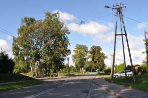 Droga do Skarszew...