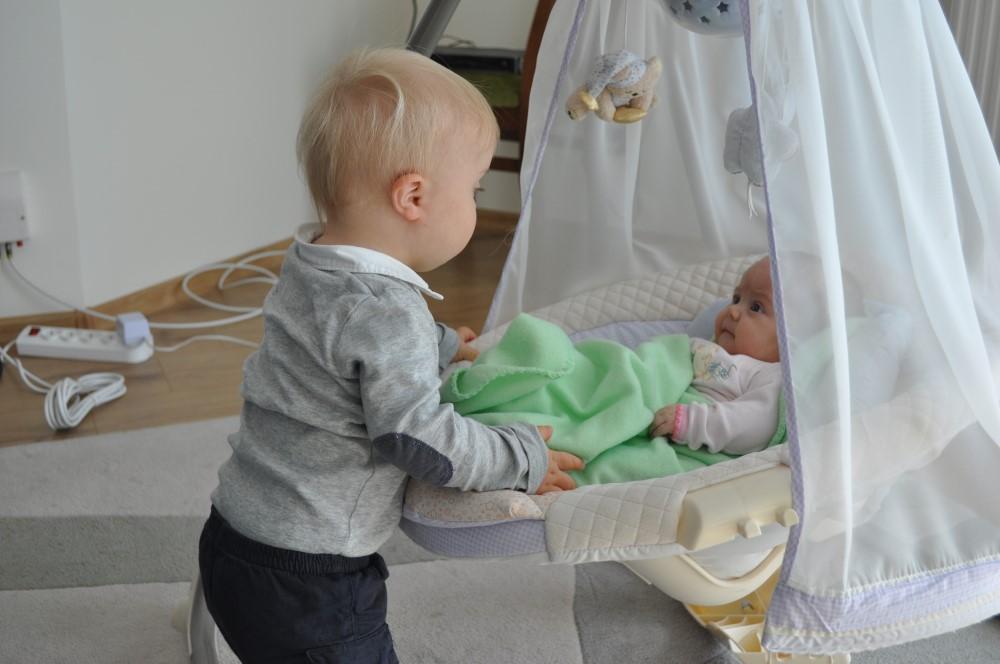Ja i mała Milenka
