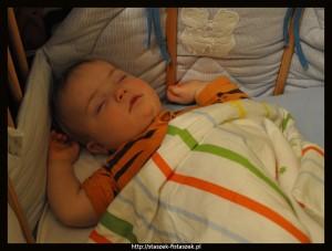 Staszek-Fistaszek, zespół Downa, trisomia 21, 22 miesiące