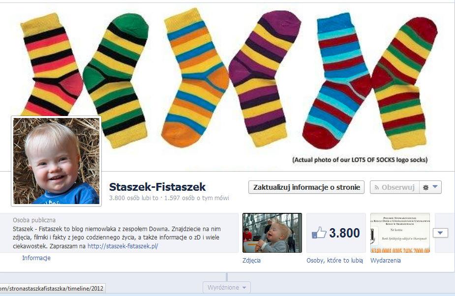 3800 fanów na fb