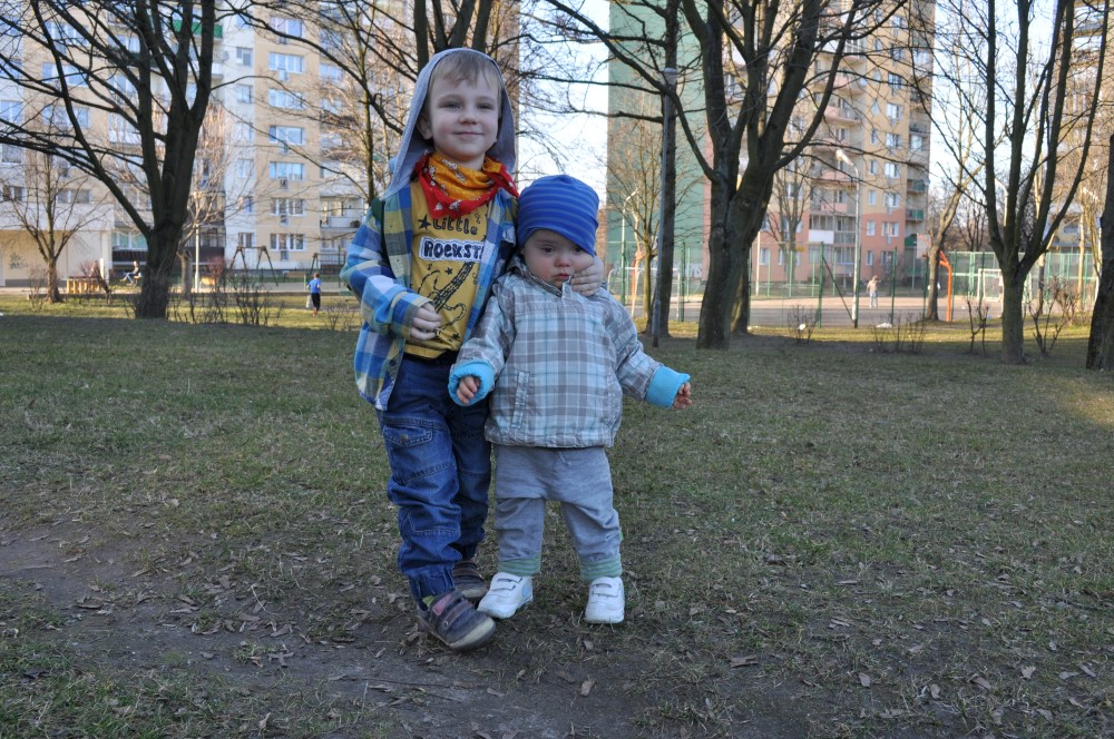 Mój najlepszy Brat i ja :)