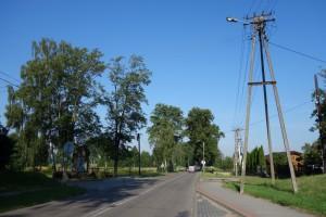 Droga do Skarszew