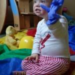 Zajęcia pedagogiczne - nauka kolorów