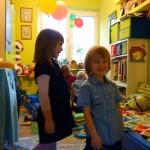 Antoś i jego urodzinowi goście