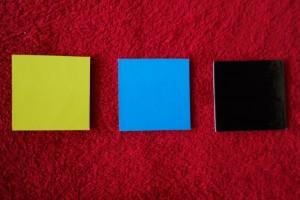 K. Sedivy, Ćwiczenia pamięci symultanicznej i sekwencyjnej, Ćwiczenia koncetracji cz. 1