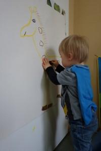 Dziecięca Matematyka jeden, dwa, tzry