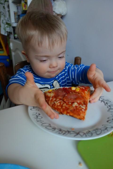 Staszek i pizza