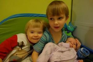 Z rodzeństwem najlepiej