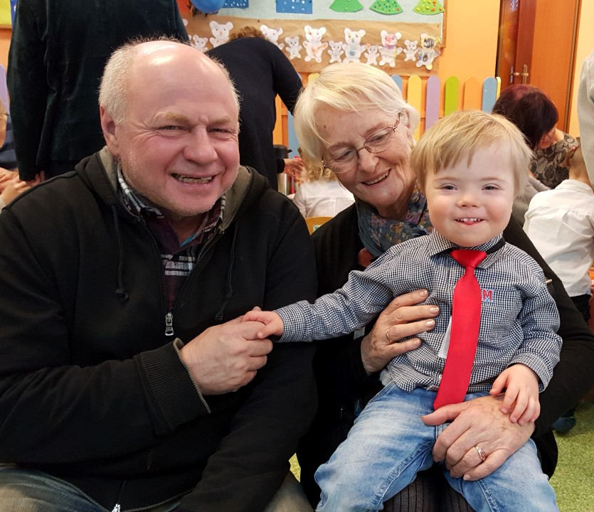 Dzień Babci i Dziadka w przedszkolu