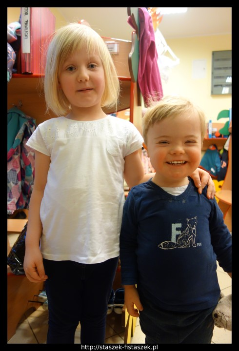 Staszek i Zuzia