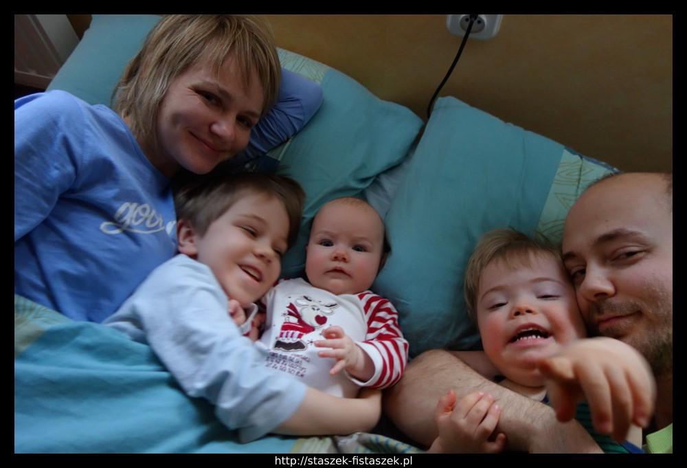 Rodzinny poranek