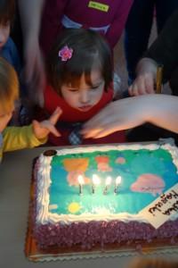 urodziny Majki