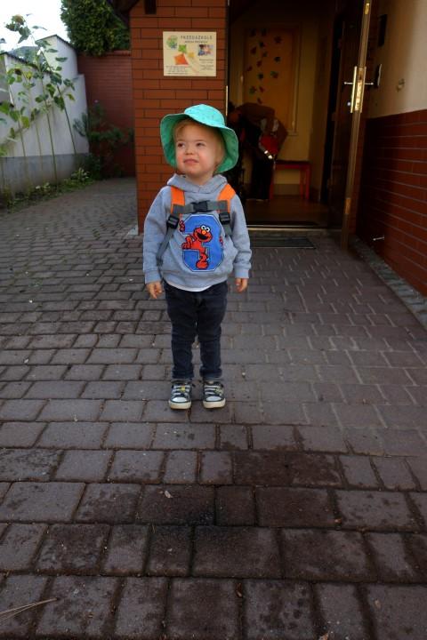 wycieczka z przedszkola